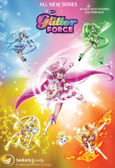 For Those Of You Who Dont Know Pretty Cure Will Finally Be Getting A Dubbed In The United States Via Netflix They Dubbing Smile Precure Anime