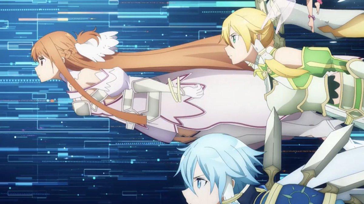 Sword Art Online Alicization War Of Underworld Episode 9 Discussion Forums Myanimelist Net