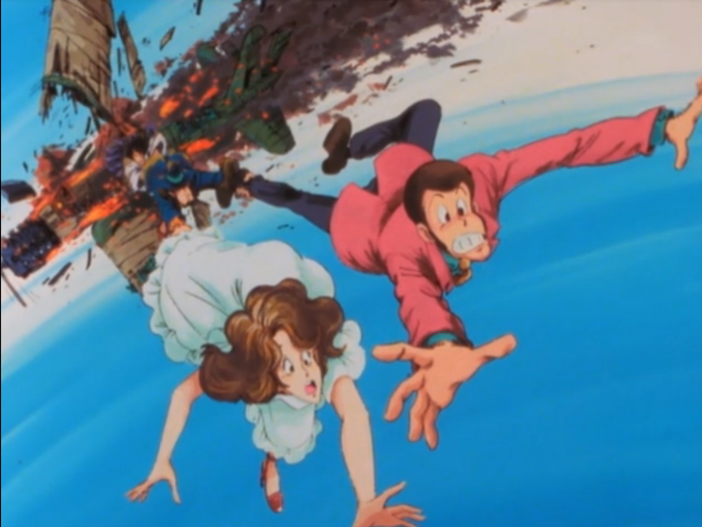Lupin III: Part III Episode 46 Discussion - Forums