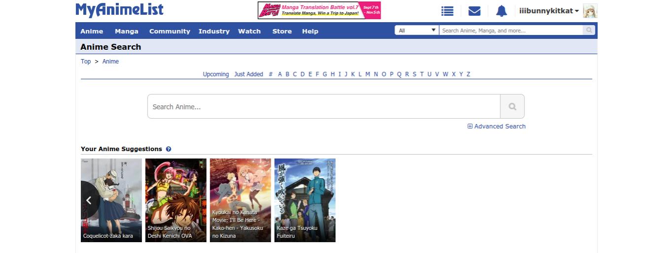 2019 Anime Watching Challenge Sign Up Open Until Dec 15 600 Forums Myanimelist Net