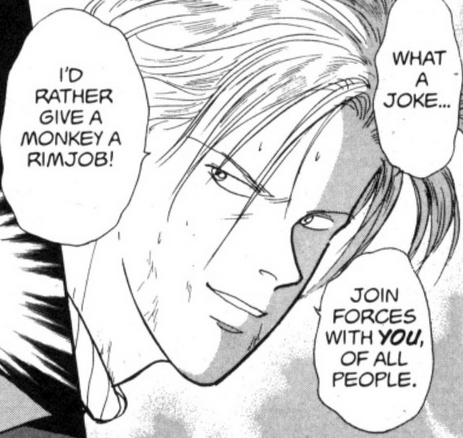 Banana Fish Chapter 110 Discussion Forums Myanimelist Net