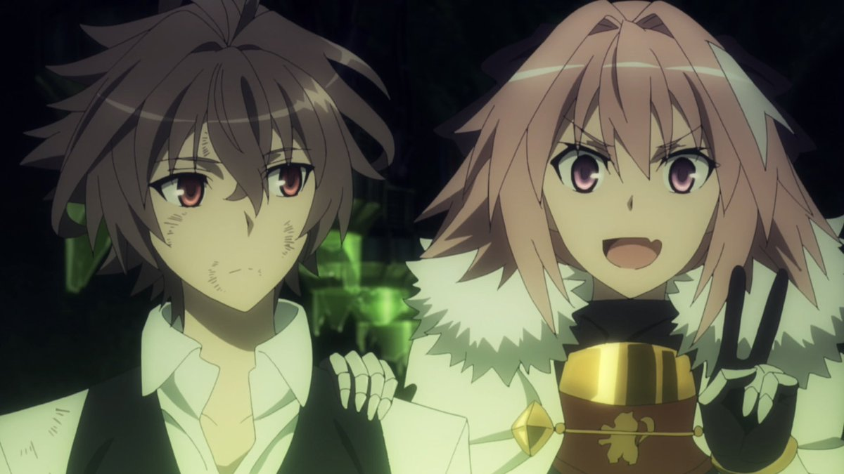 Fate/Apocrypha Episode 13 Discussion (100 - ) - Forums