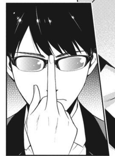 GangsterCat Said Piece Of Crap Anime