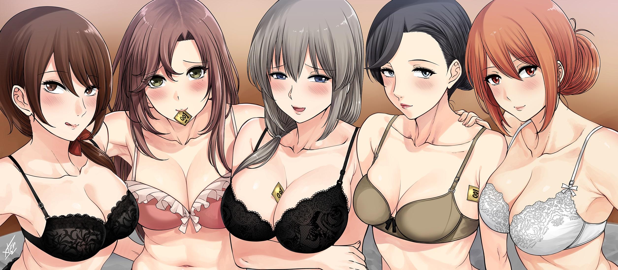 Anime Milf