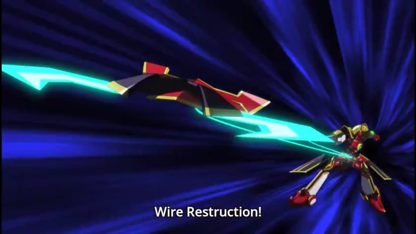 Yu☆Gi☆Oh! VRAINS Episode 28 Discussion - Forums - MyAnimeList net