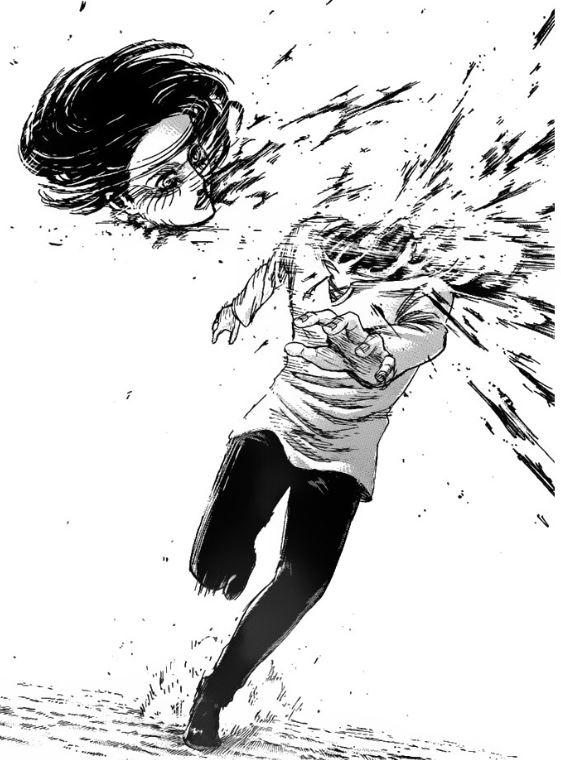 Attack On Titan Chapter 119 Manga