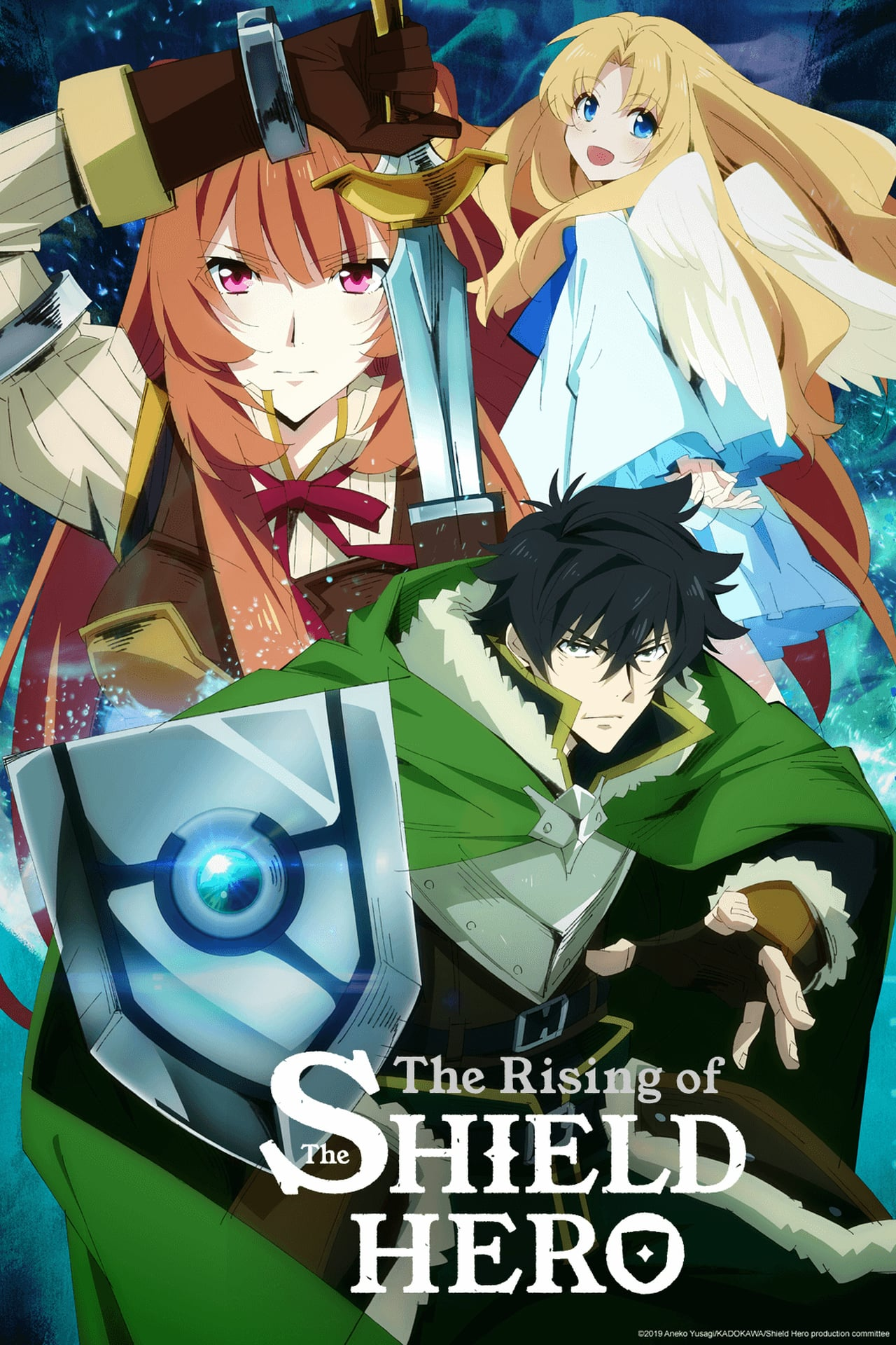 Image result for the rising of the shield hero anime