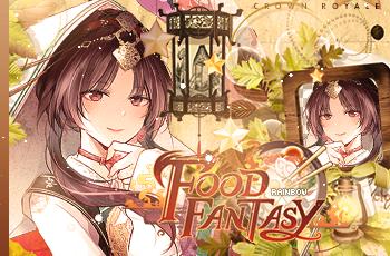 ❖ CLOSED] :: Food Fantasy Rare Edition :: - Forums