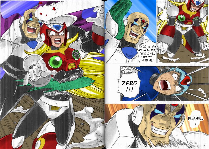 Megaman X Ultimate Armor Coloring Pages - Mega Man X5 - 1000x750 ... | 630x880