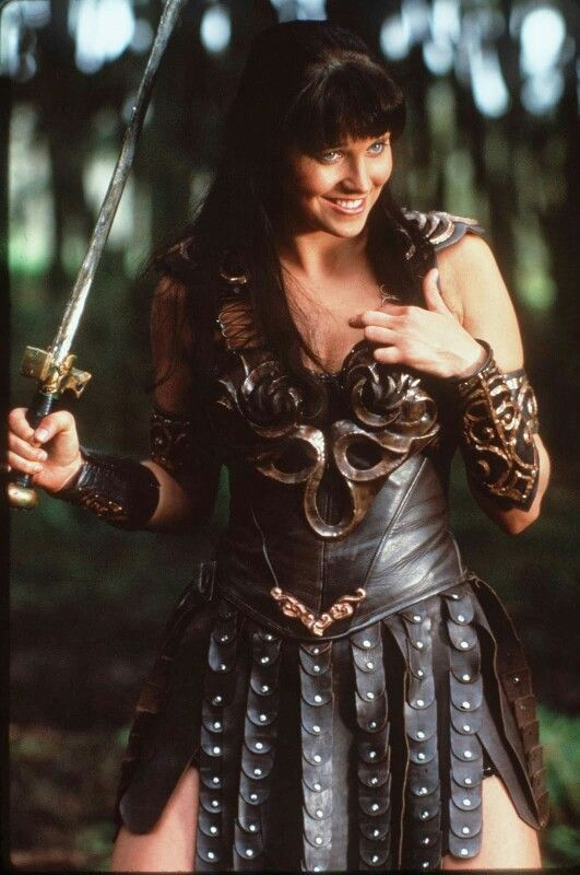 I Have Yet To See Anime Girl As Awesome As Xena Or Anime Character