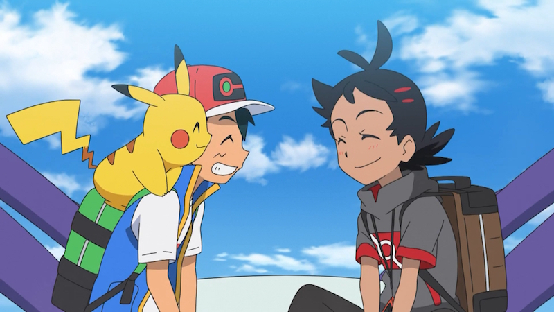 Gay pokemon anime pix