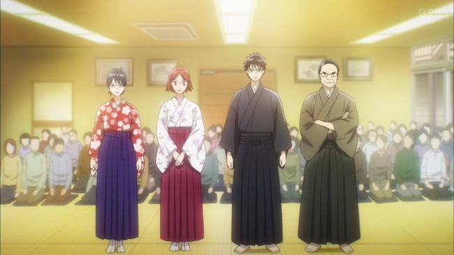 Chihayafuru 3 Episode 11 Discussion Forums Myanimelist Net