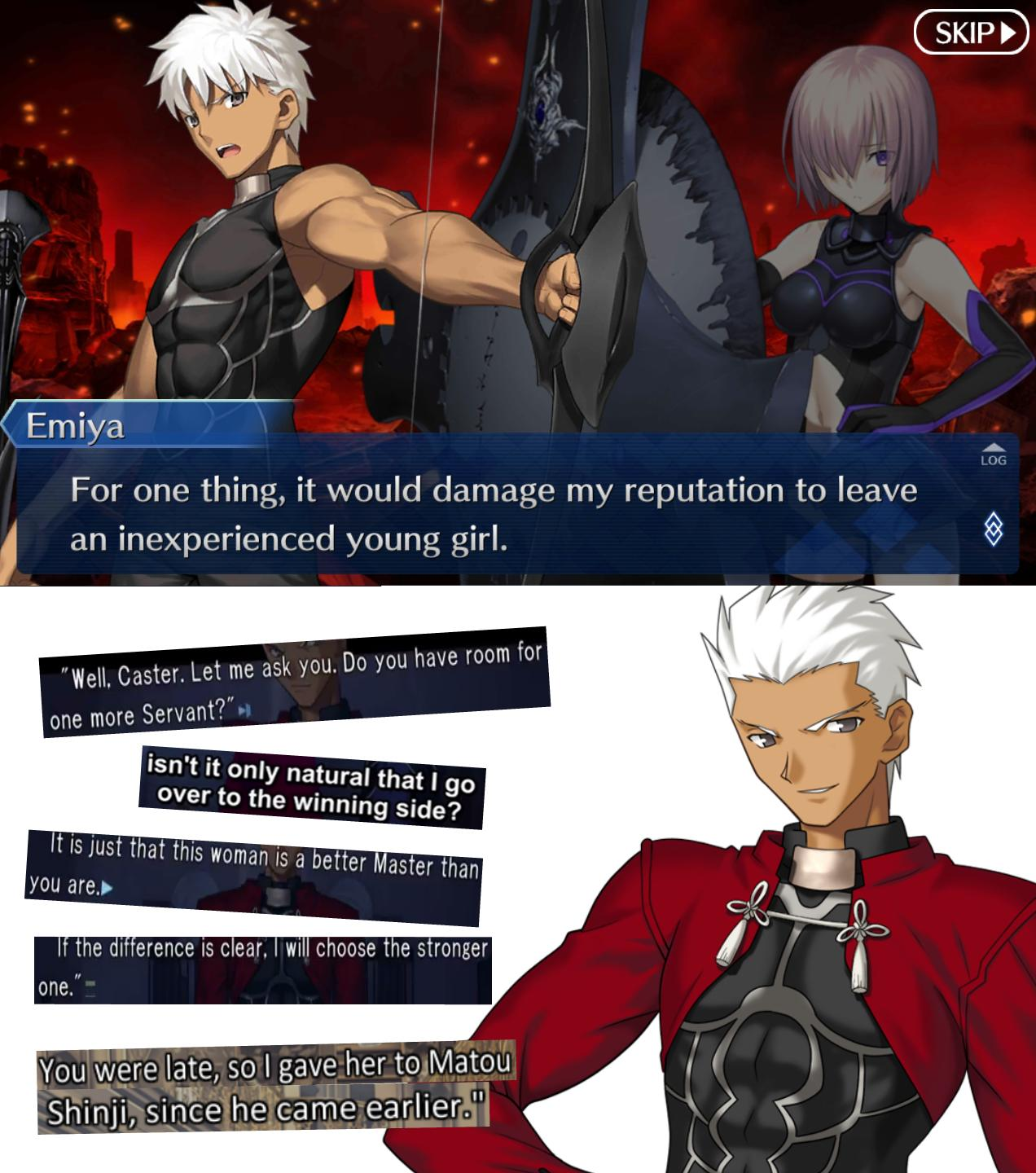 Fate/Grand Order] All-around Discussions (9370 - ) - Forums
