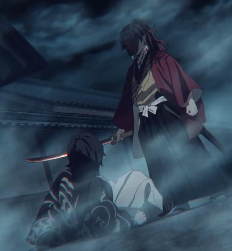Was Tanjiro Kamado S Father A Demon Slayer Animehunch 🔹youtube.com/c/yunamiyt ❗️ @jujutsukaisen.offical (new anime) 🔻follow my twitter🔻 discord.gg/sdsrhns. was tanjiro kamado s father a demon