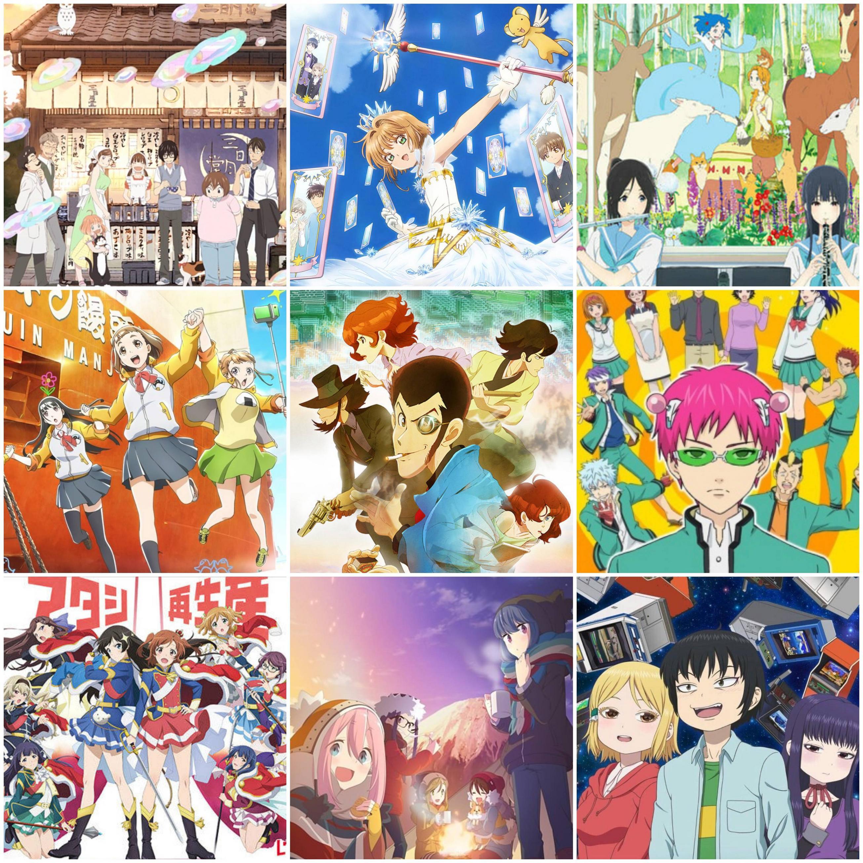 3x3 anime 2018