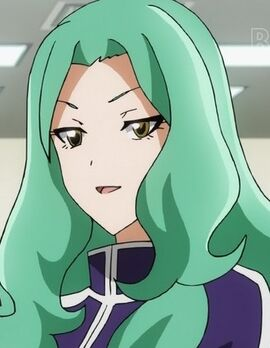 Green Haired Female Characters Forums Myanimelist Net