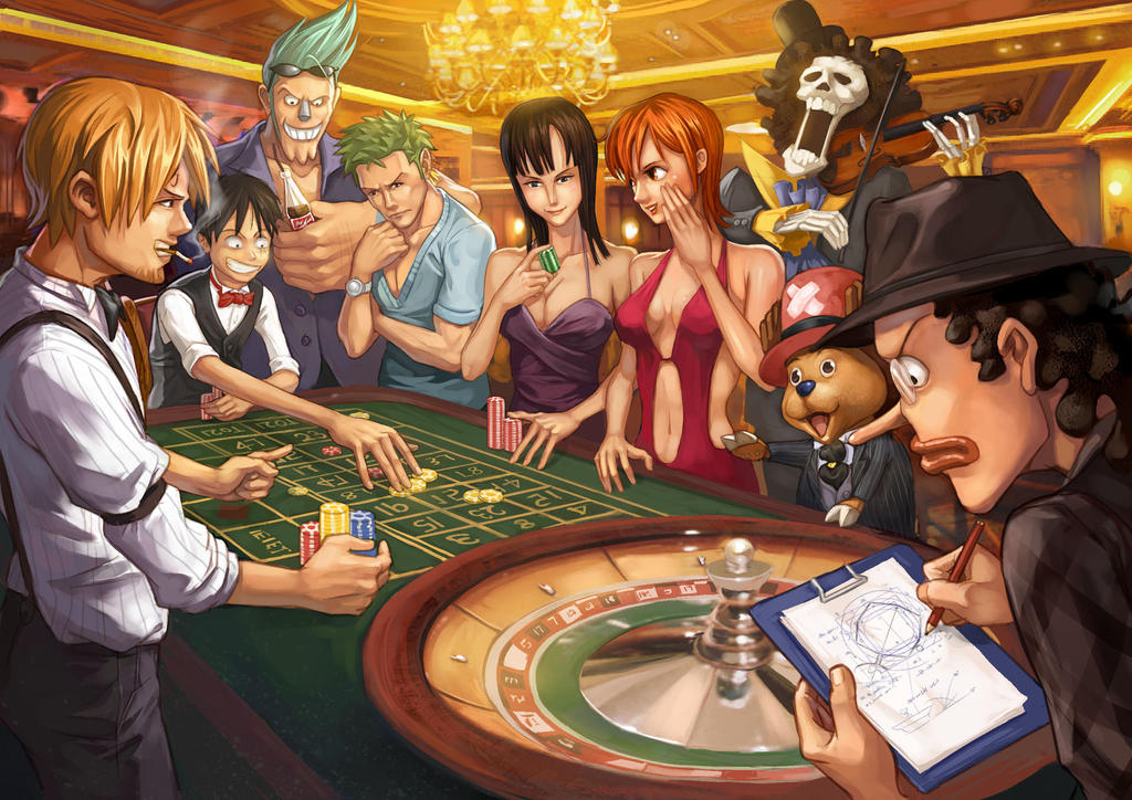 Anime casino free online games gambling