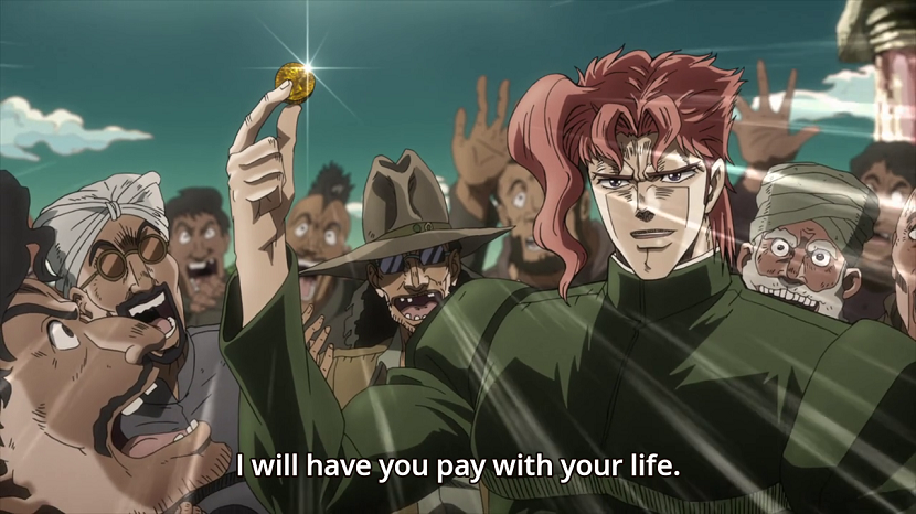 Why Is Kakyoin So Sexy