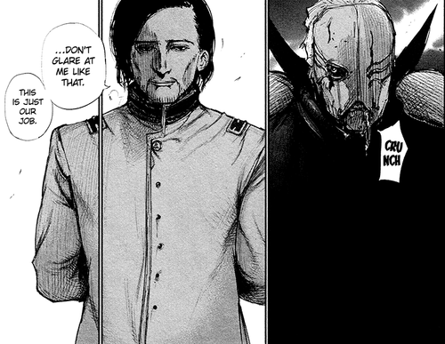 Tokyo Ghoul Re Chapter 83 Discussion Forums Myanimelist Net