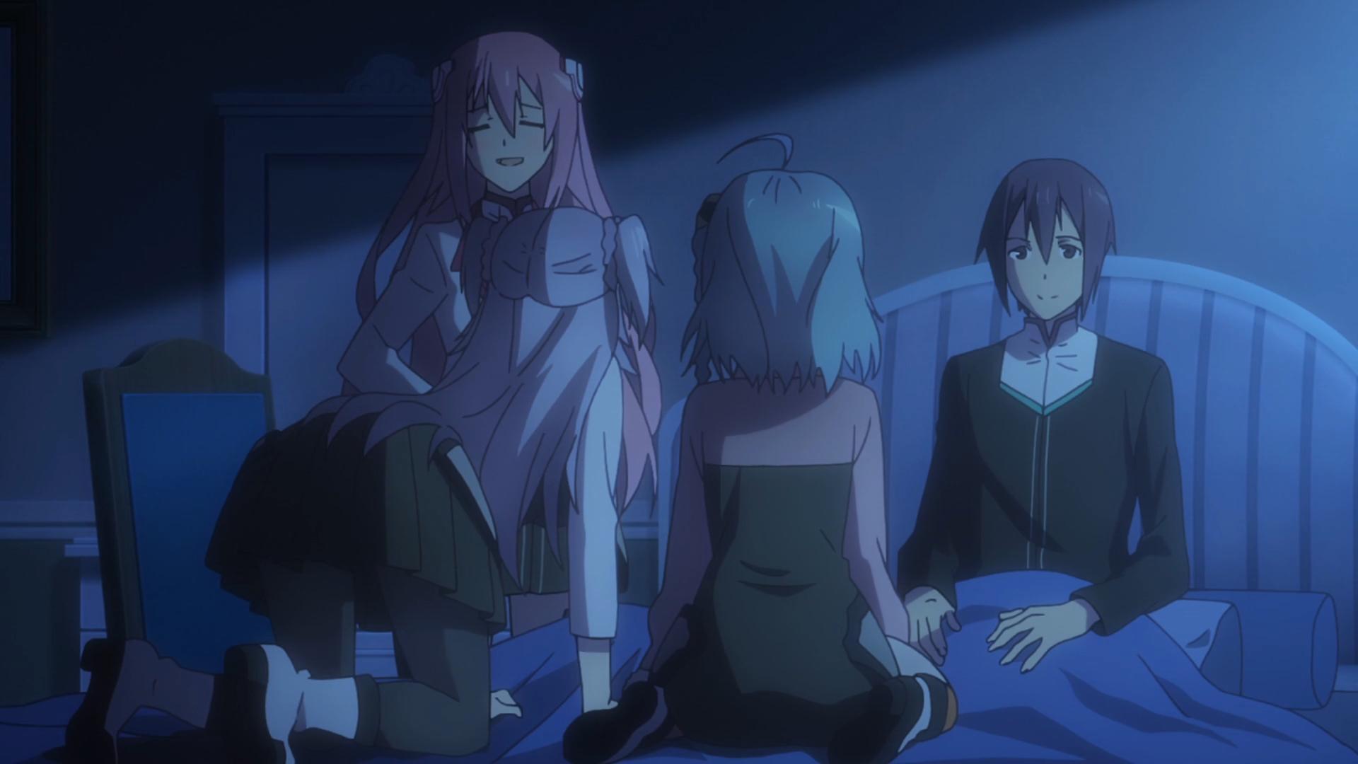 gakusen toshi asterisk 2nd season episode 13