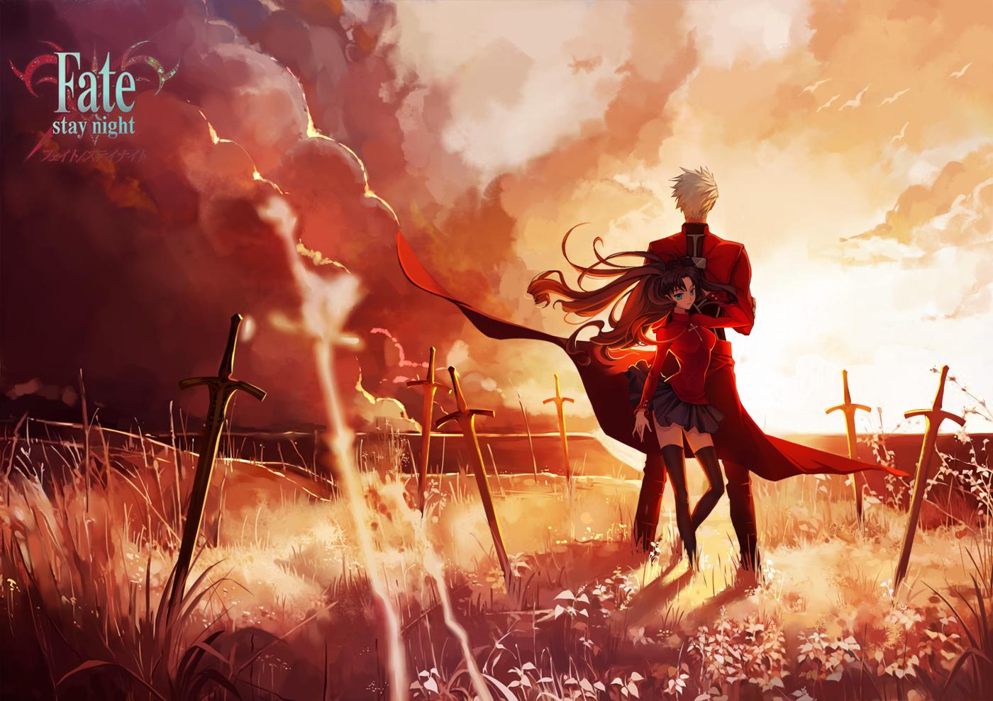 Official Fate Stay Night Unlimited Blade Works General Discussion V 2 Spoilers 160 Forums Myanimelist Net