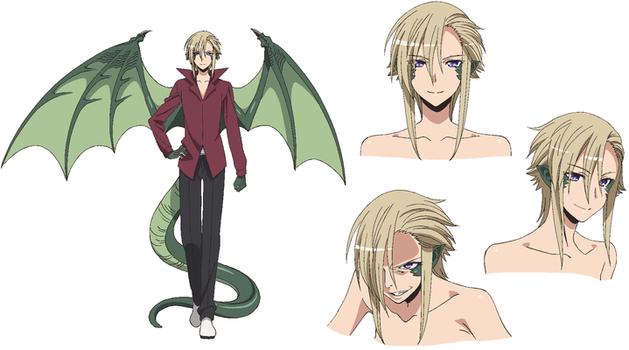 Monster musume character list