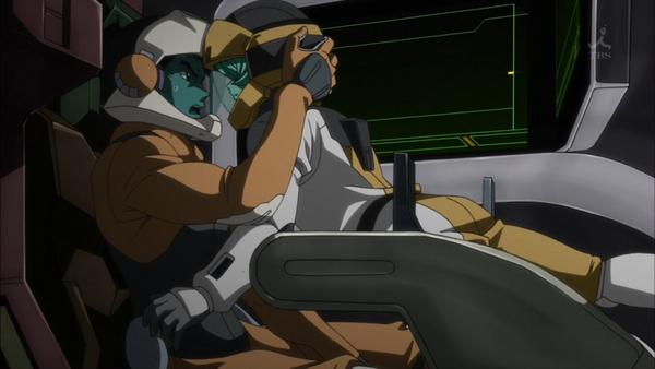 mobile suit gundam: iron-blooded orphans 2nd season episode 6