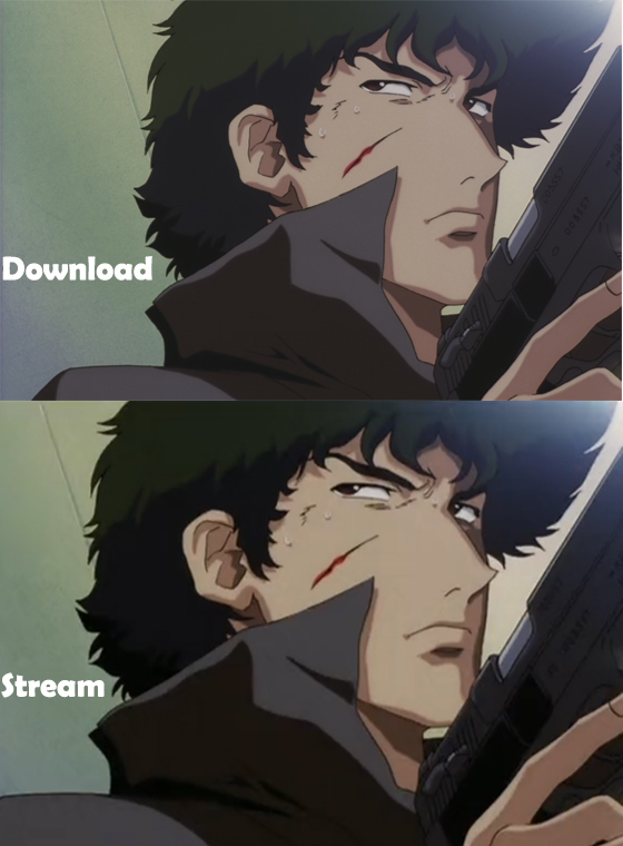Is it overkill to archive anime BD quality? - Forums