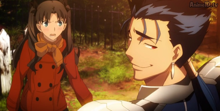 Fate Stay Night Unlimited Blade Works Tv 2nd Season Episode 4