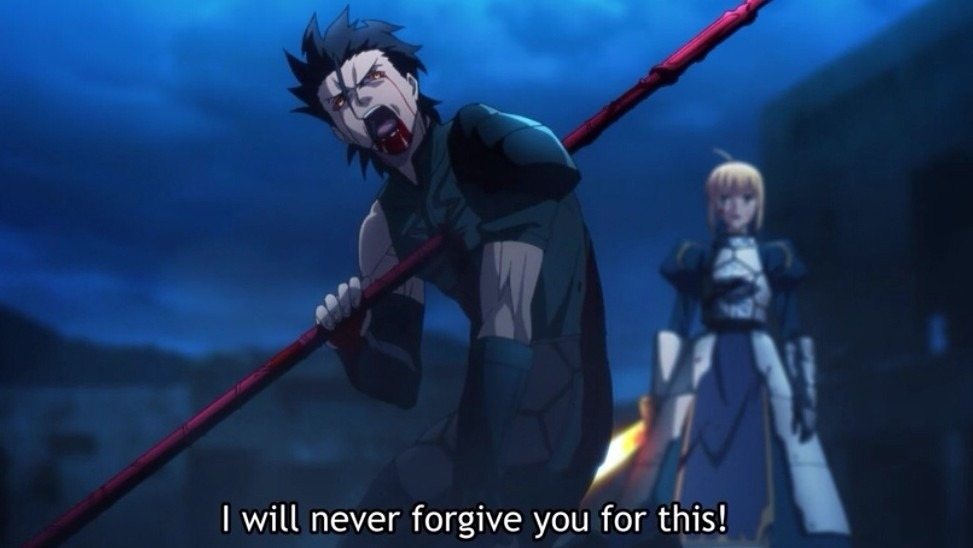 Fate Zero 2nd Season Episode 3 Discussion 570 Forums Myanimelist Net