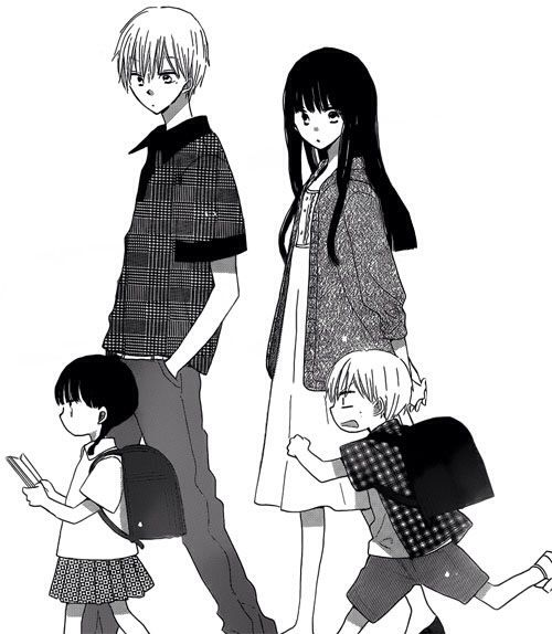 Romance Manga: Romance Anime Between Childhood Friends