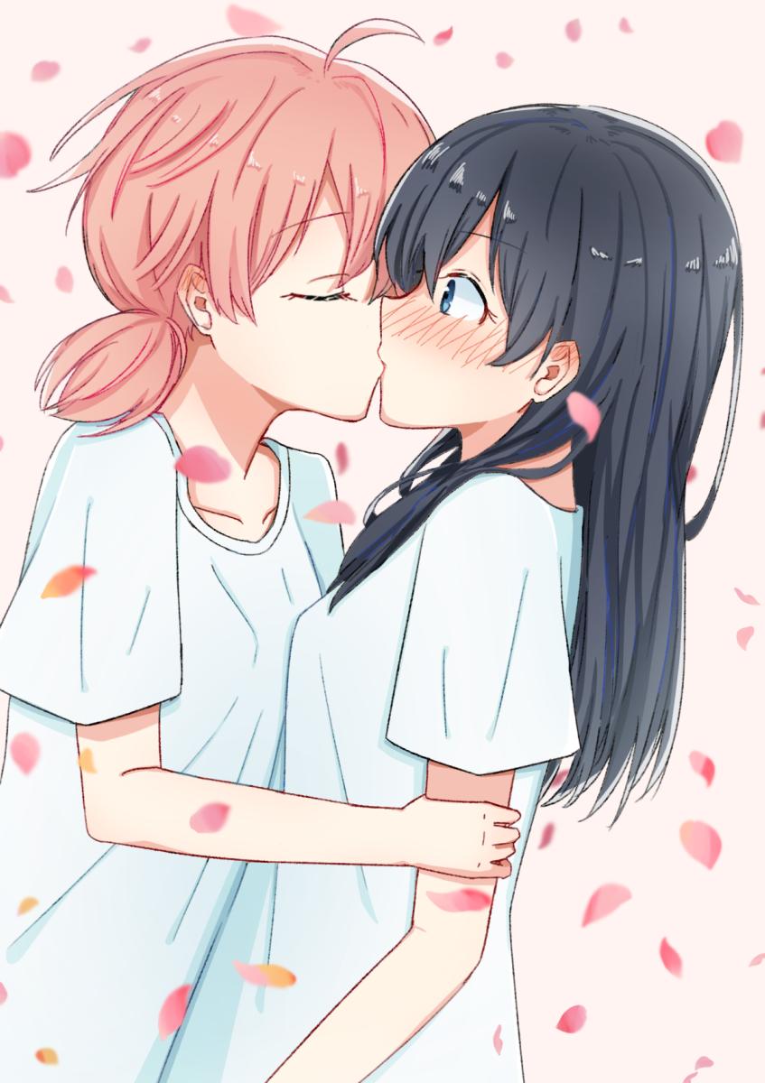Anime Cute Lesbians yuri-crusader's profile - myanimelist
