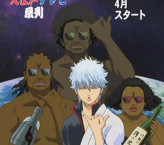 Do You Hate The Way African People Are Portrayed In Anime