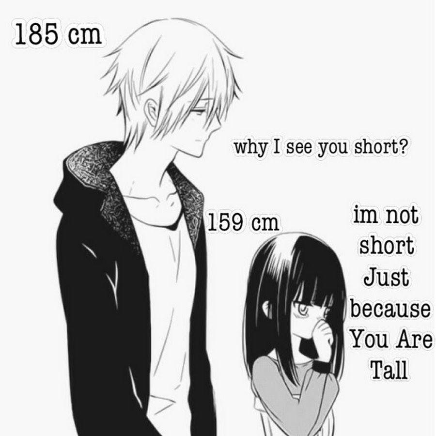 One's Height in Dating (30 - ) - Forums - MyAnimeList net