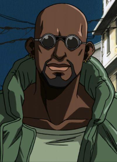 black bald cartoon character dark skin male characters to cosplay - forums - myanimelist