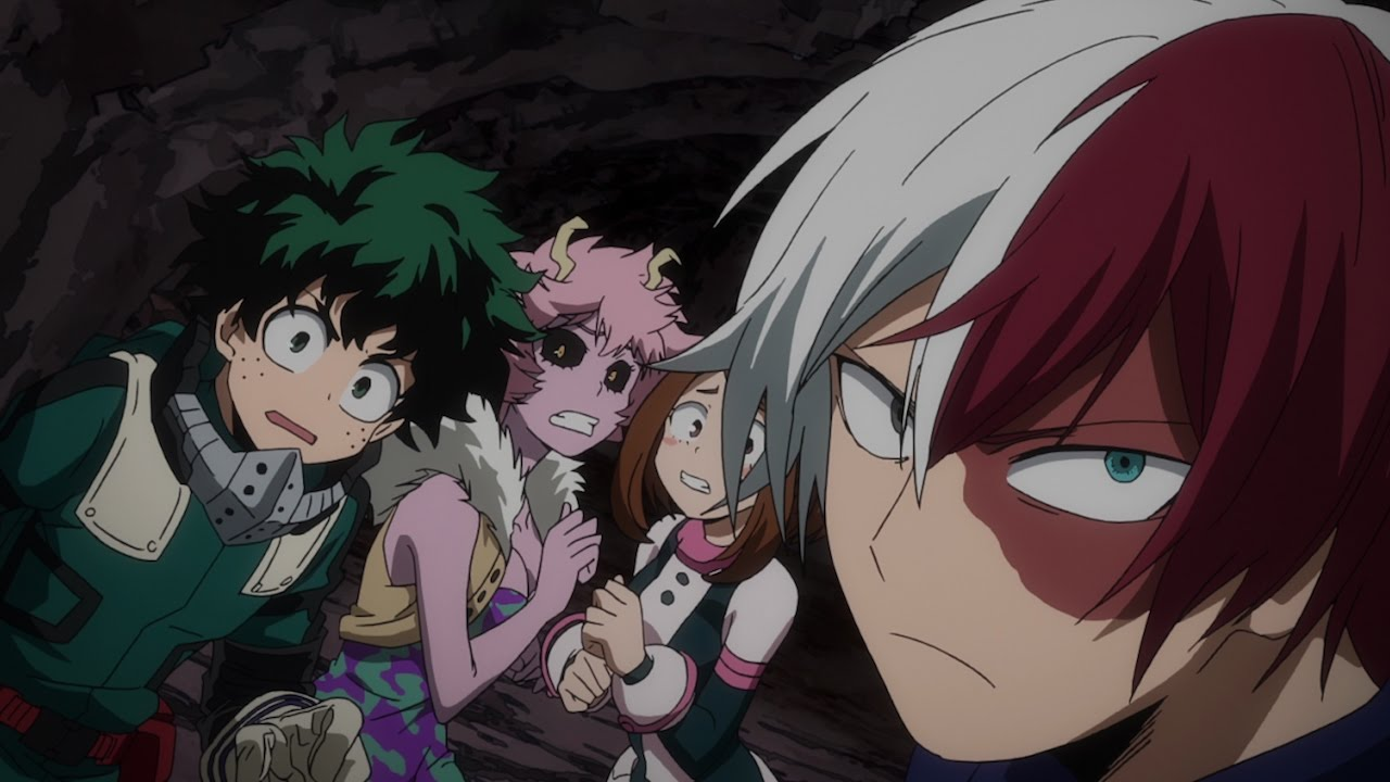 Boku No Hero Academia Training Of The Dead Episode 1 Discussion Forums Myanimelist Net